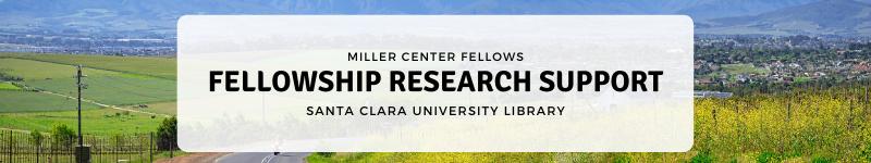 Welcome Miller Center Fellows