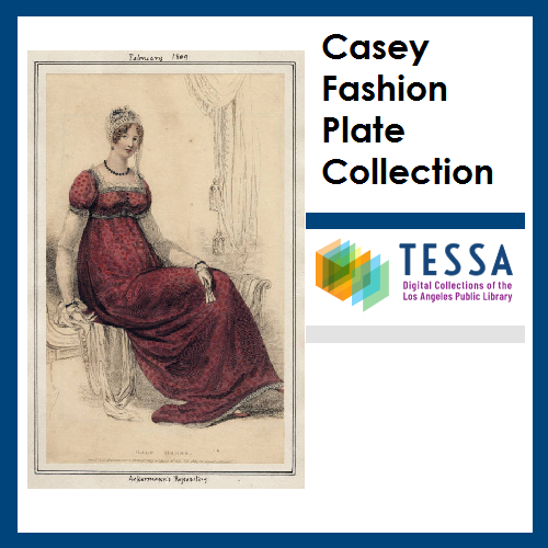 Casey Fashion Plate Collection Index (LAPL)