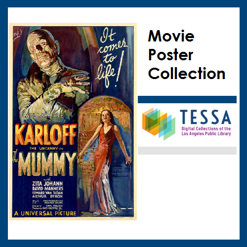 Movie Poster Collection (LAPL)