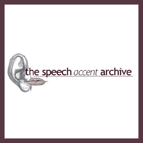 Speech Accent Archive