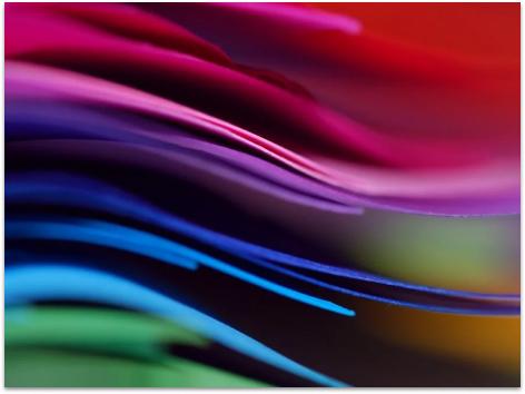 Multicolor waves