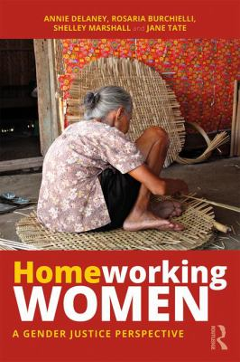 book cover homeworking women