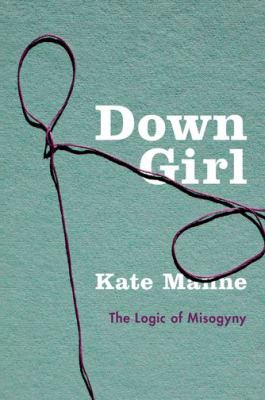 book cover down girl