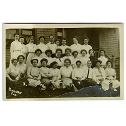 Group photograph of women