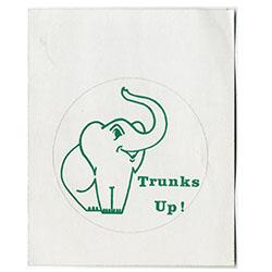 Elephant with