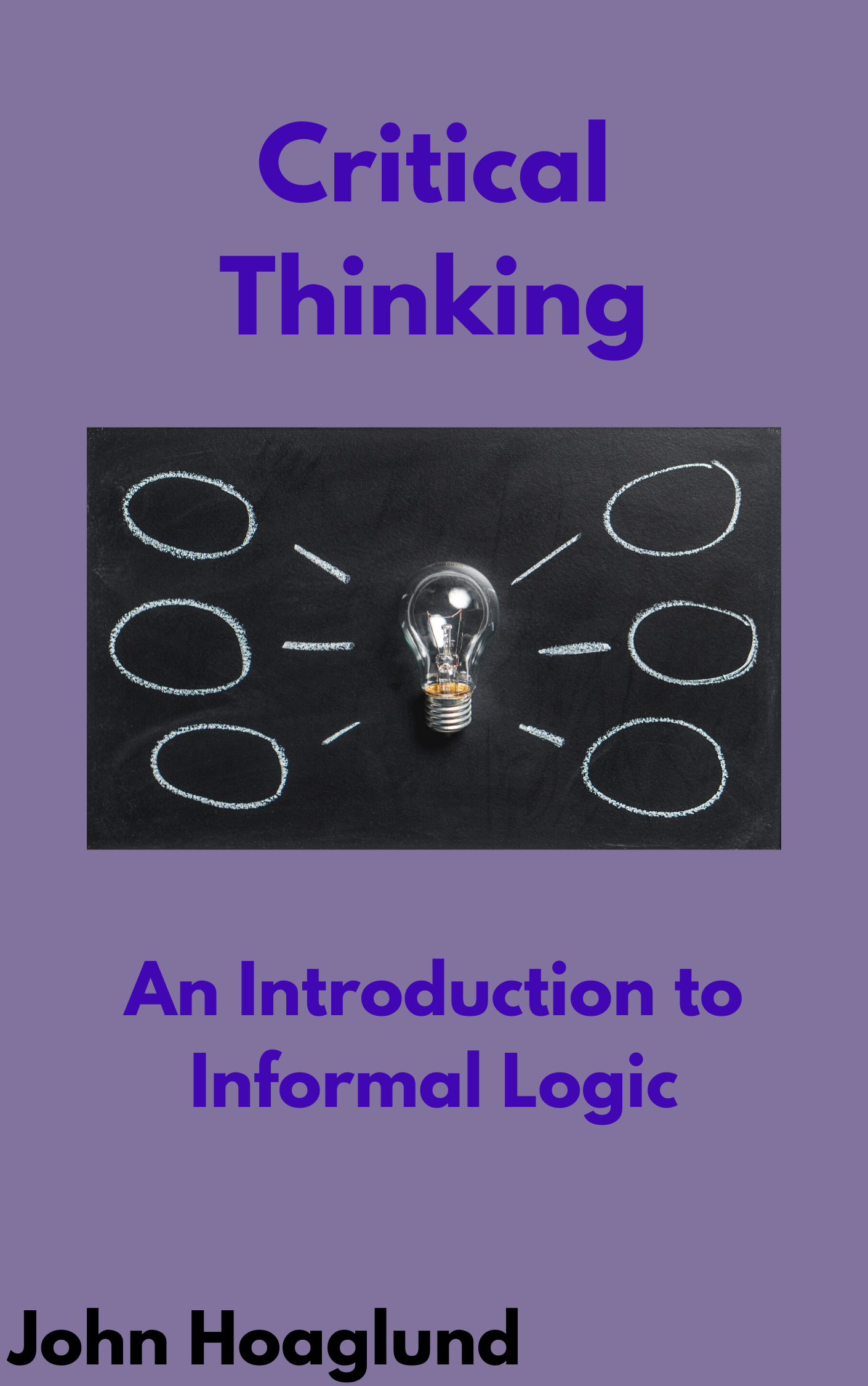 Critical Thinking: An Introduction to Informal Logic
