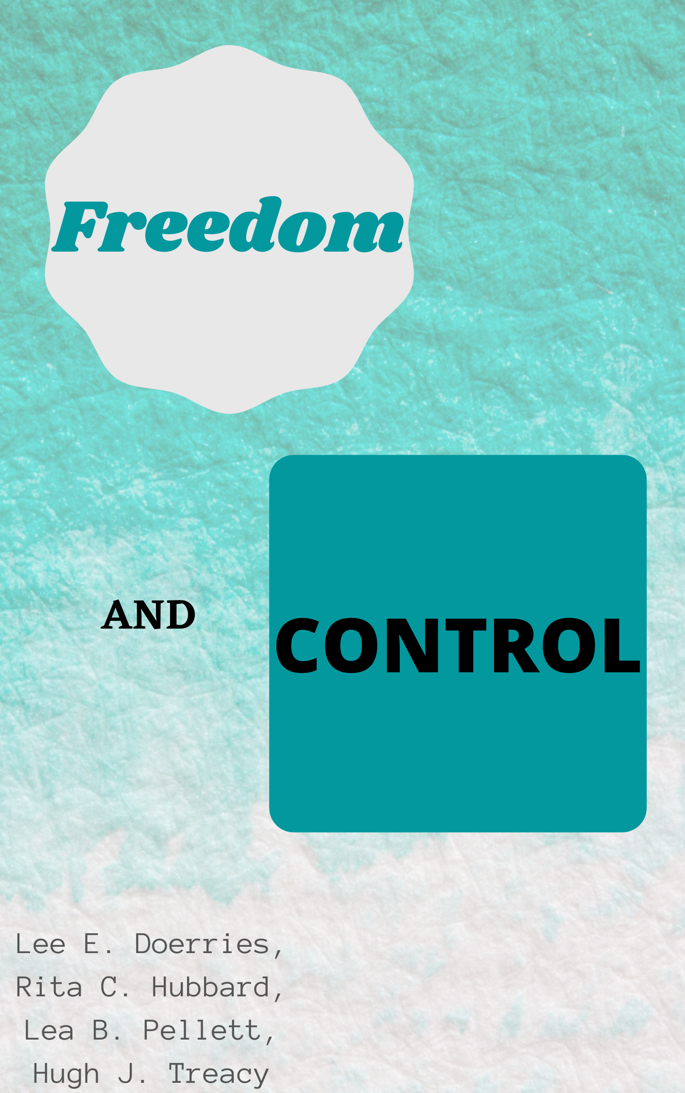 Freedom and Control