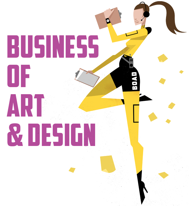 Business of Art and Design logo