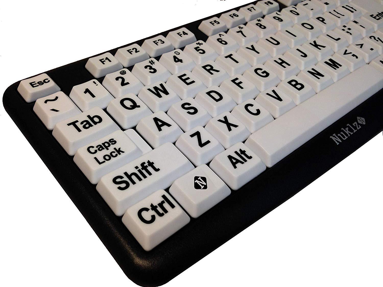 Large-Print USB Keyboard
