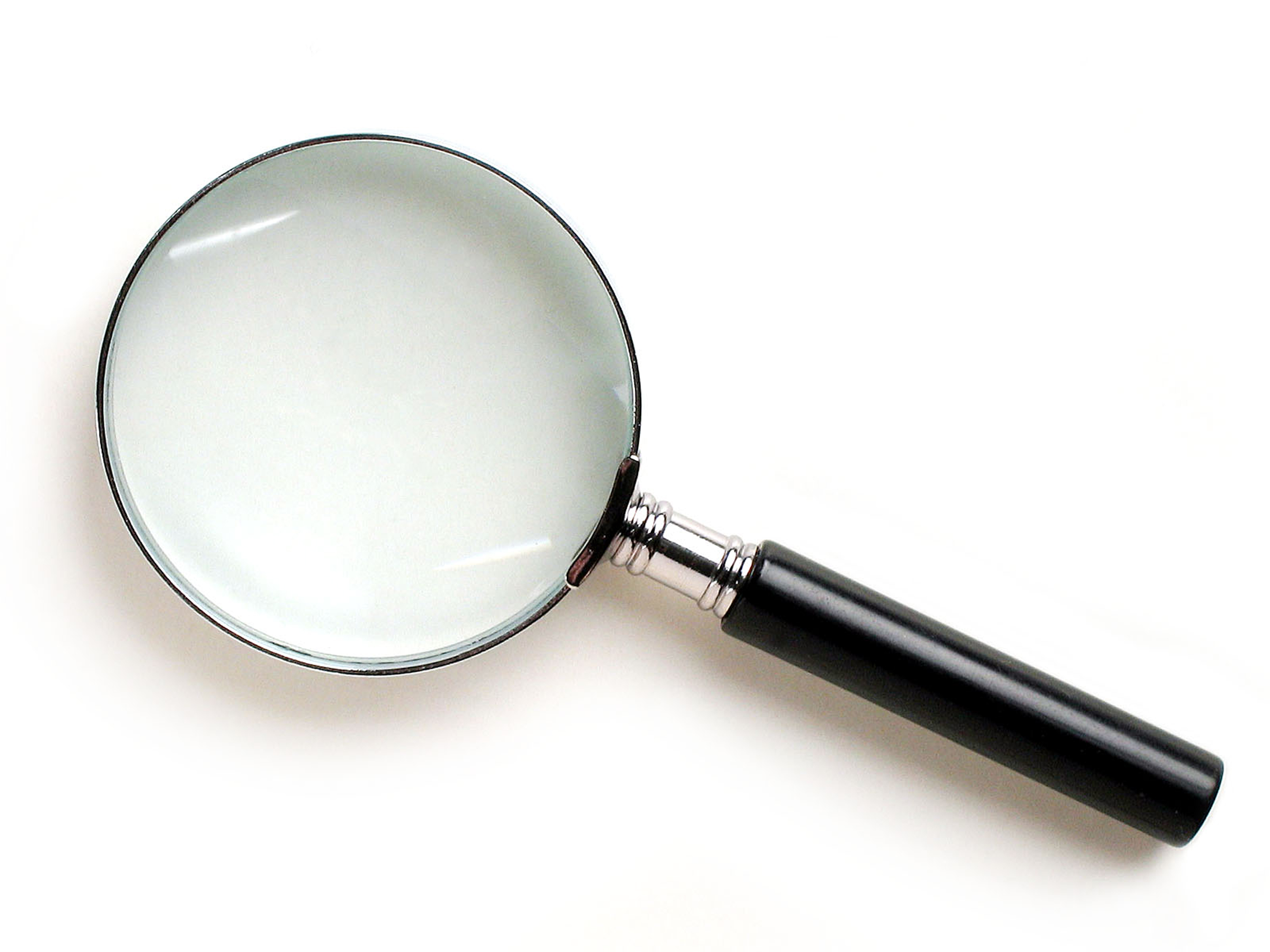 Library Handheld Magnifier
