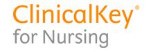 logo for ClinicalKey for Nursing