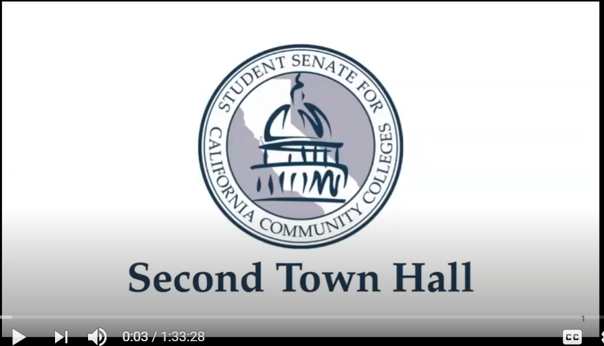 SSCCC Second Town Hall