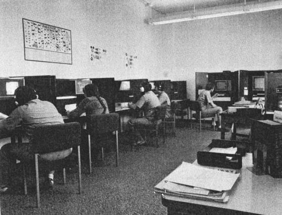 Autotutorial Center, 1979