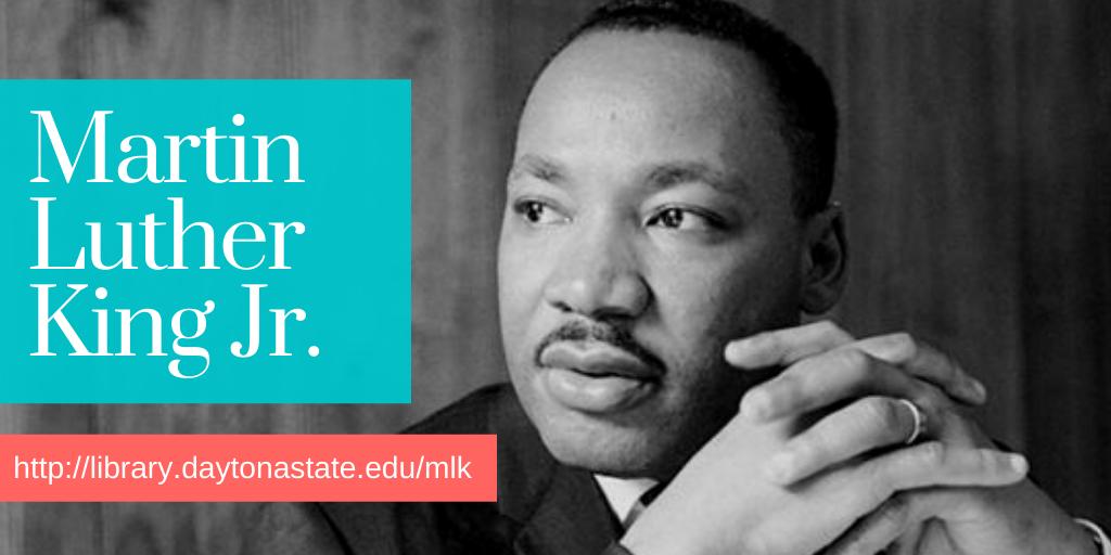 Martin Luther King Jr. InfoGuide