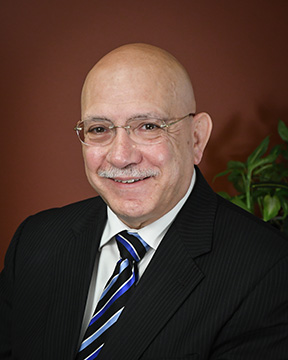 Portrait of Ray DiPasquale, MCC's 7th President