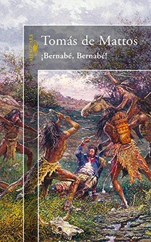 Cover Art of ¡Bernabé, Bernabé!