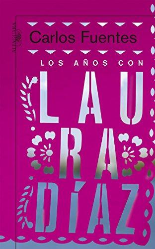 Cover Art of Los Años Con Laura Díaz