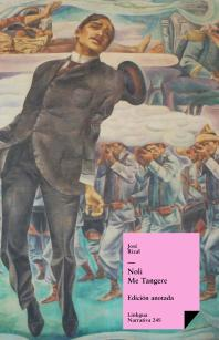 Cover Art of Noli Me Tángere