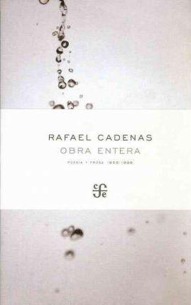 Cover Art of Obra Entera