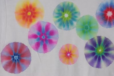 Teen Tie-Dye T-Shirt Workshop