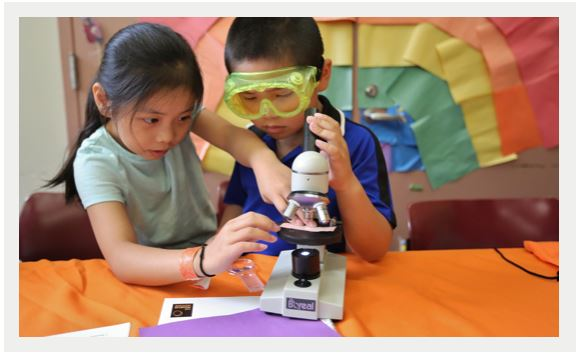 Science in the Summer (w/ Lawrence Hall of Science)