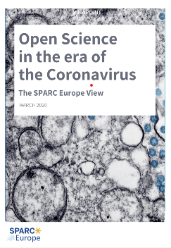 Article image about Open Science in era of Coronavirus