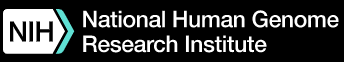 Logo for National Human Genome Research Institute