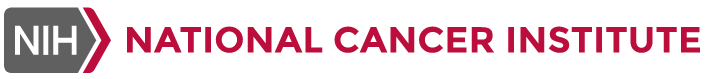 logo for the National Institute of Cancer