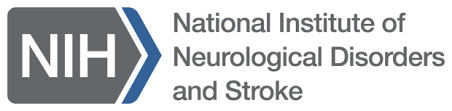 Logo for National Institute of Neurological Disorders and stroke.