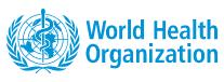 Logo for the World Health Organization