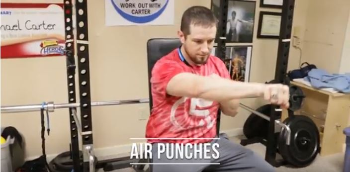 Air Punches