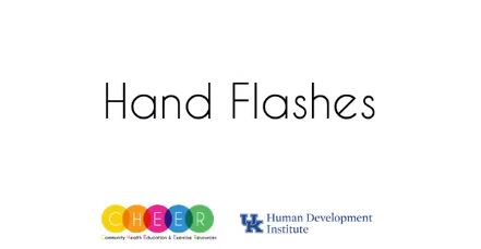 Hand Flashes