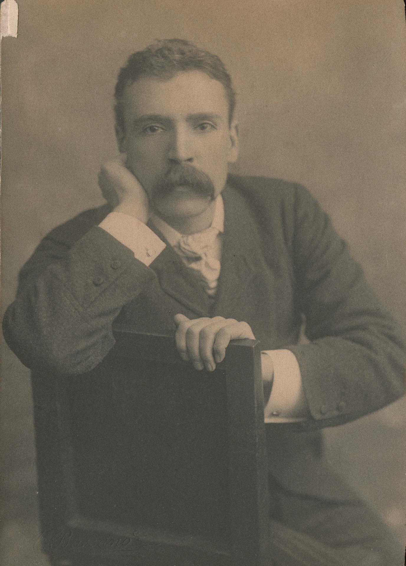 Portrait of Frederick Wilson