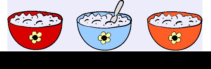 Porridge Example - Just Right!