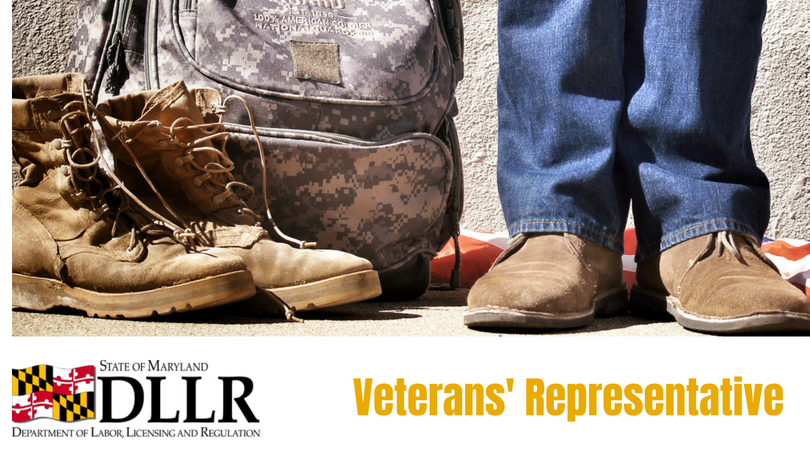 Ask a Veterans' Representative
