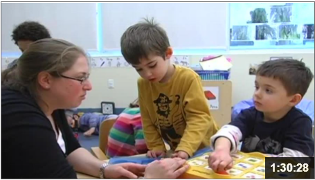 video on resolving children's conflict
