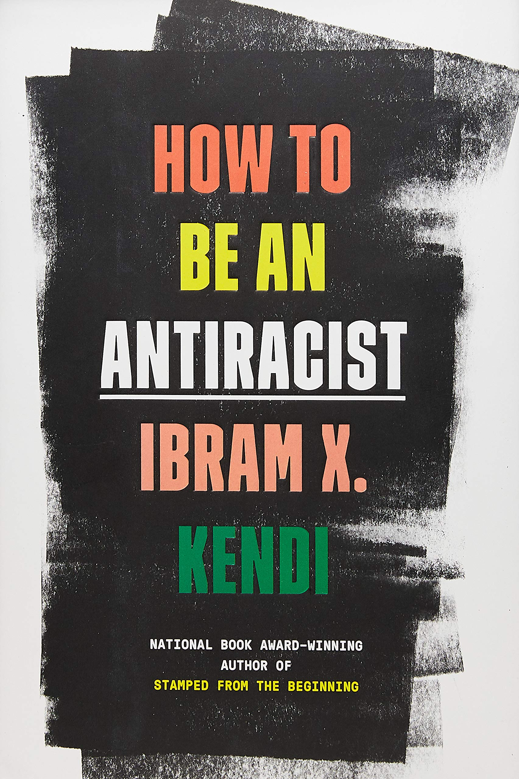 Book cover for How to Be an Antiracist