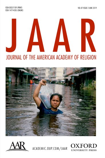 Journal of American Academy of Religion