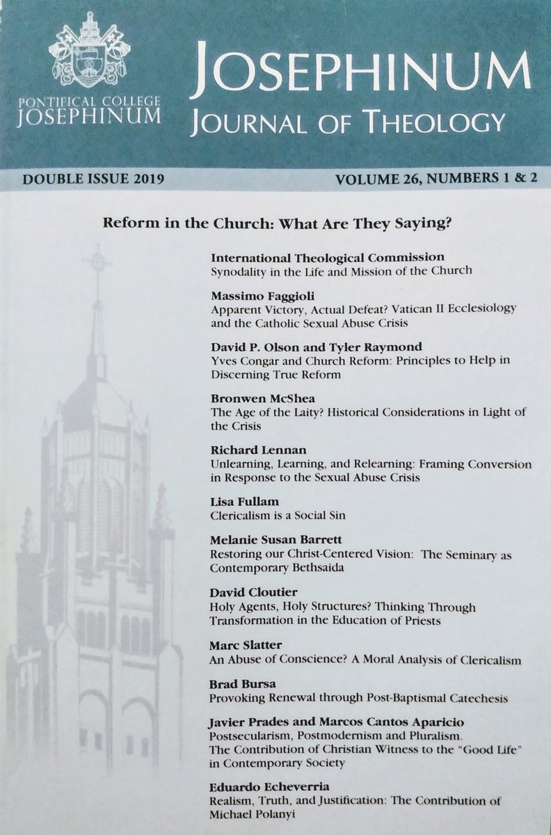 Josephinum Journal of Theology