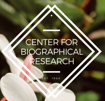 logo for the Center for Biographical Research