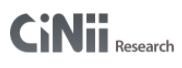 CiNii Research logo