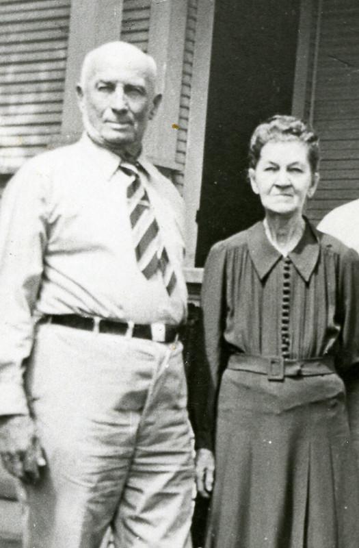 Joe and Ida Dienger