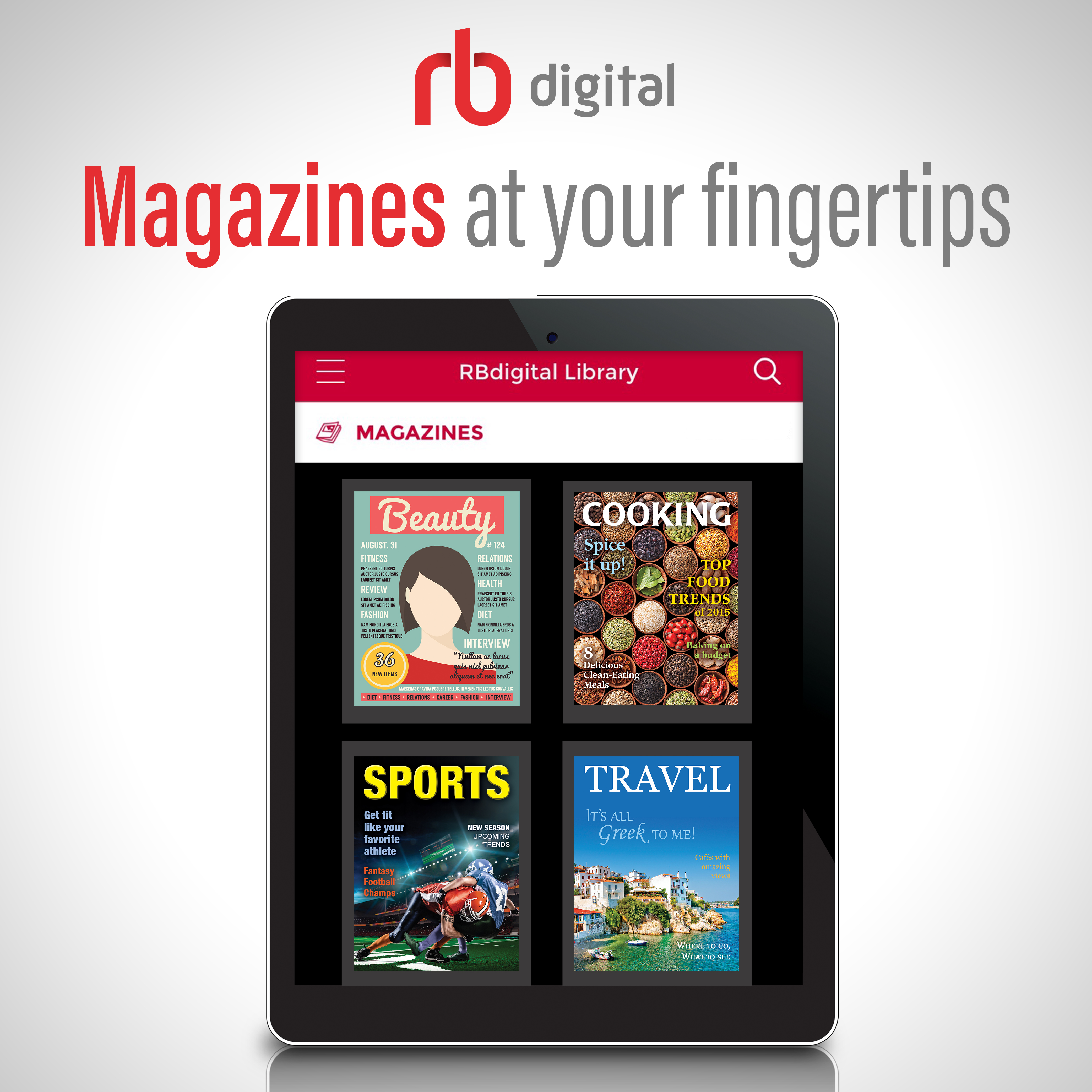 rb digital magazines