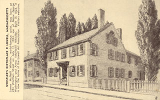 The Whistler House
