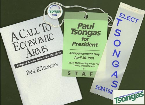 Paul E. Tsongas