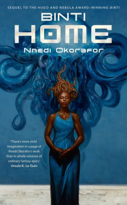 Binti: Home Cover Art