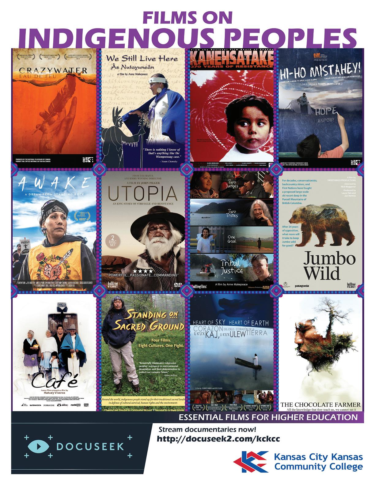 indigenous peoples films