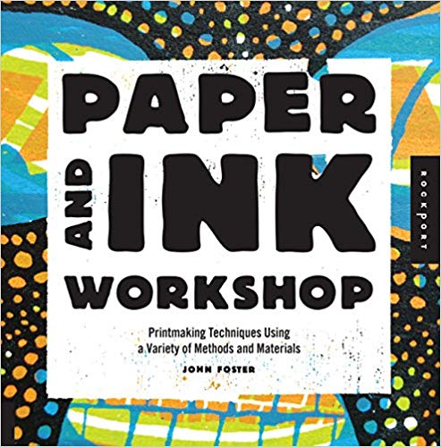Paper and Ink Workshop, eBook cover