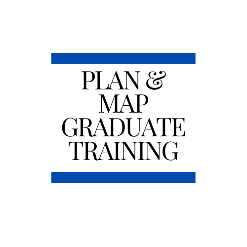 Planning and mapping your graduate training