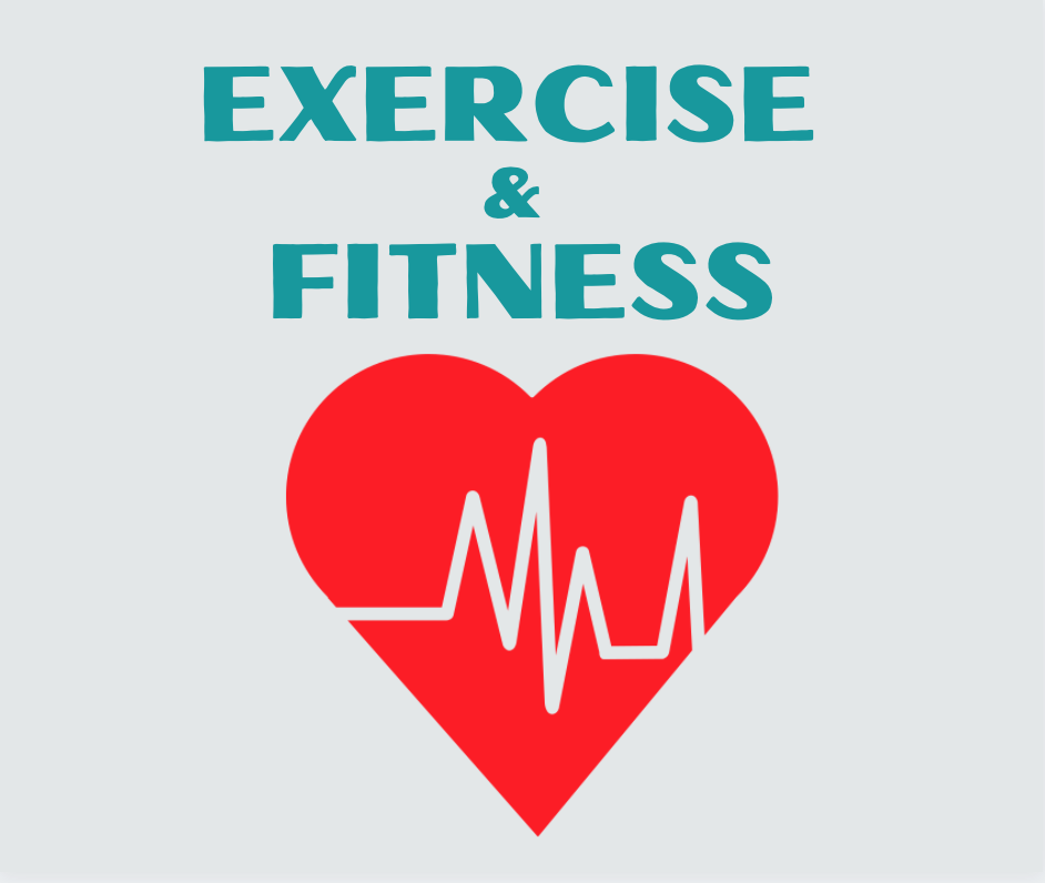LInk to Exercise & Fitness Page